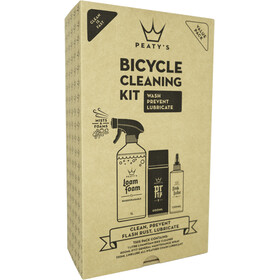 Peaty's Wash Prevent Lubricate Bicycle Cleaning Kit
